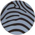 rug #388475 | round animal rug