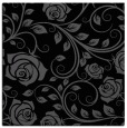 rug #389073   square black natural rug