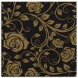rug #389085 | square black natural rug