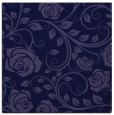rug #389149 | square blue-violet rug