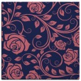 rug #389157 | square blue-violet rug