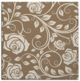 rug #389217 | square mid-brown natural rug