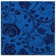 rug #389233 | square blue rug