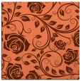 rug #389265   square red-orange natural rug
