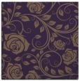 rug #389297 | square mid-brown popular rug
