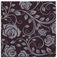 rug #389301 | square purple rug