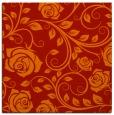 rug #389309 | square red natural rug