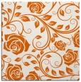 rug #389333 | square red-orange natural rug