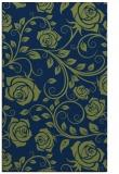 rug #389805 |  green natural rug