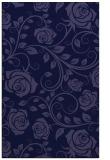 rug #389853 |  blue-violet popular rug
