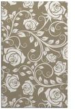 rug #389909    mid-brown natural rug