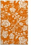 rug #389961 |  orange natural rug