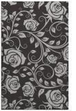 rug #389969 |  red-orange natural rug