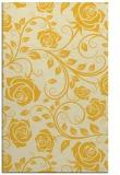 rug #390057    yellow rug
