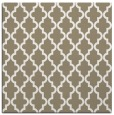 rug #396105 | square beige traditional rug