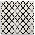 rug #396109   square white geometry rug