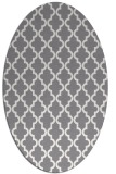 rug #396760 | oval traditional rug
