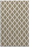 rug #396809 |  beige geometry rug