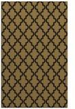 rug #396829 |  mid-brown traditional rug
