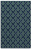 rug #396841 |  blue traditional rug