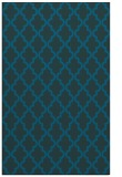 rug #396885 |  blue-green traditional rug