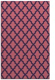 rug #396901 |  pink traditional rug