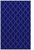 rug #396913    blue-violet traditional rug