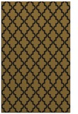 rug #396925 |  mid-brown traditional rug