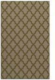 rug #396929 |  brown traditional rug