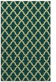 rug #397013 |  yellow traditional rug