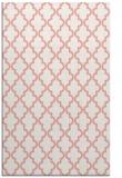 rug #397029 |  pink traditional rug
