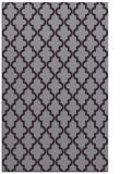 rug #397045 |  purple traditional rug