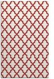 rug #397057 |  red popular rug