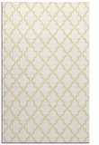 rug #397101 |  yellow geometry rug