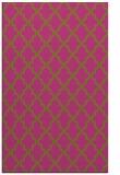 rug #397137 |  pink traditional rug