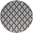 rug #397361 | round orange rug