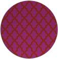 rug #397415 | round traditional rug