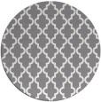 rug #397464   round traditional rug