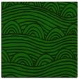 rug #397933   square green rug