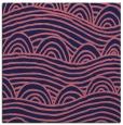 rug #397957   square blue-violet graphic rug