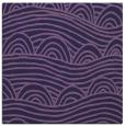 rug #397961   square purple graphic rug