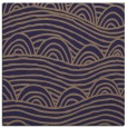 rug #397973 | square beige abstract rug