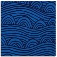 rug #398033 | square blue rug
