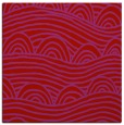 rug #398117 | square red rug
