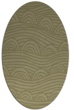 rug #398542 | oval graphic rug