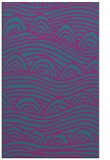 rug #398633 |  blue-green graphic rug