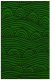 rug #398637 |  green abstract rug
