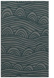 rug #398697 |  green graphic rug