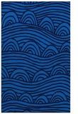 rug #398737 |  blue rug