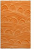 rug #398829    red-orange popular rug